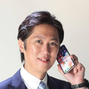 エックスモバイル五泉店 店長 藤田