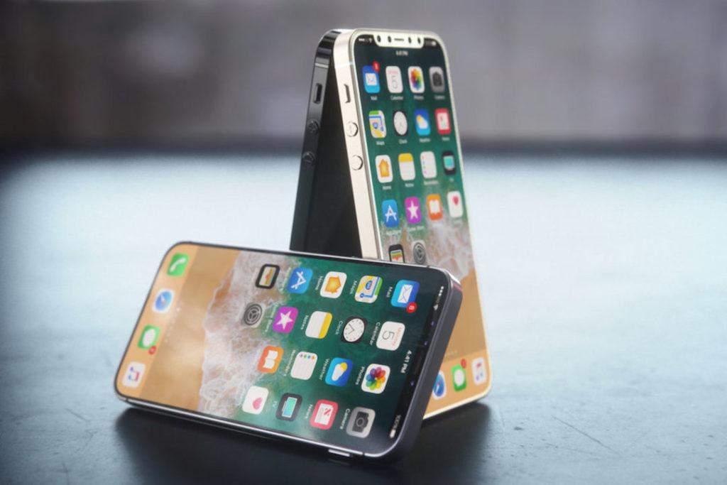 iPhoneSE2と目される予想画像