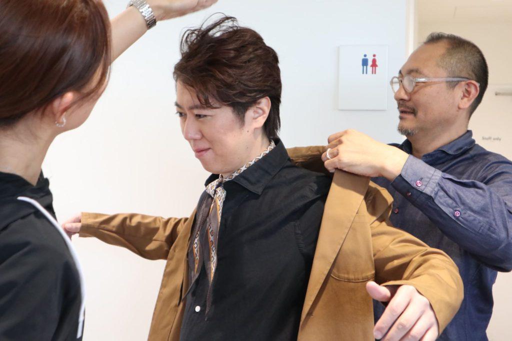 テレビ出演 エックスモバイル五泉店